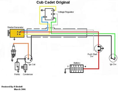 108 Cub Cadet Wiring Diagram Help Wanted Won T Restart Update Farmall Cub