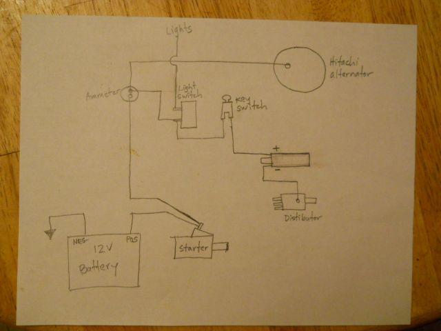 is my wiring correct  farmall cub