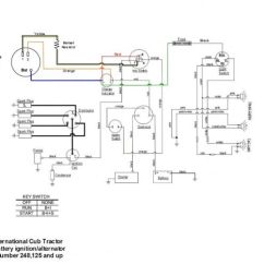 Farmall 140 12 Volt Wiring Diagram Sony Xplod Cdx Gt330 International Tractor Diagram, International, Get Free Image About