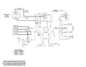 Will this wiring diagram work??  Farmall Cub