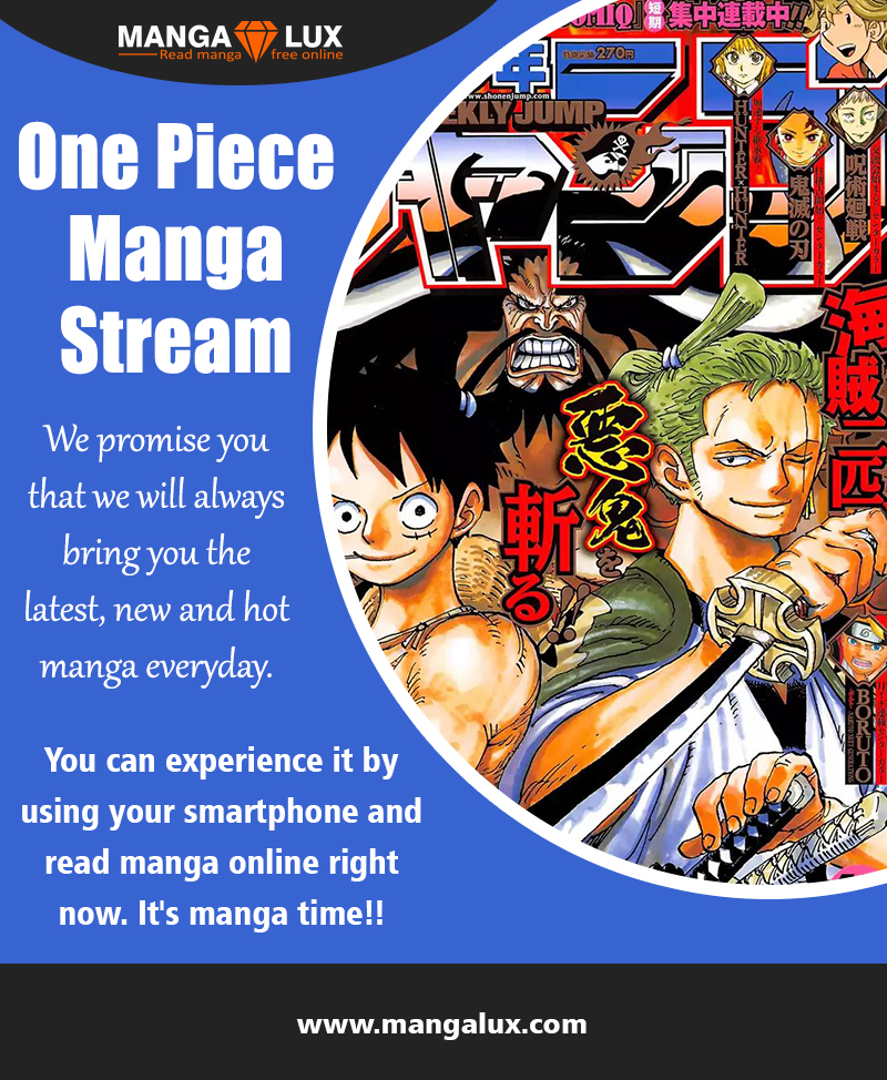 One Piece Manga Rock : piece, manga, Manga, Definitive, DashBurst