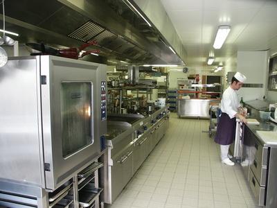 What Makes A Commercial Kitchen? Chron Com
