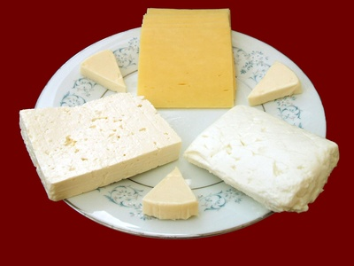 Mediterranean Diet & Cheese