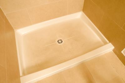 how to install drywall on shower trays