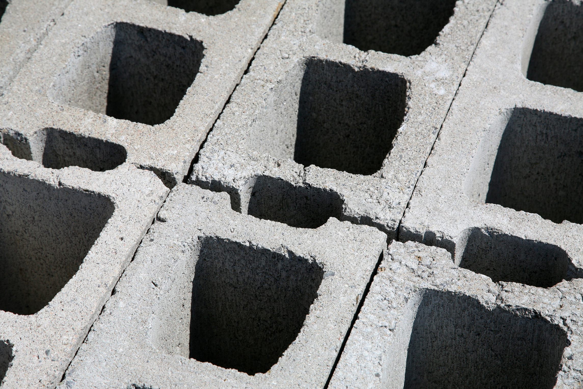Resultado de imagen para Muros de block hueco o sólido ( de concreto)