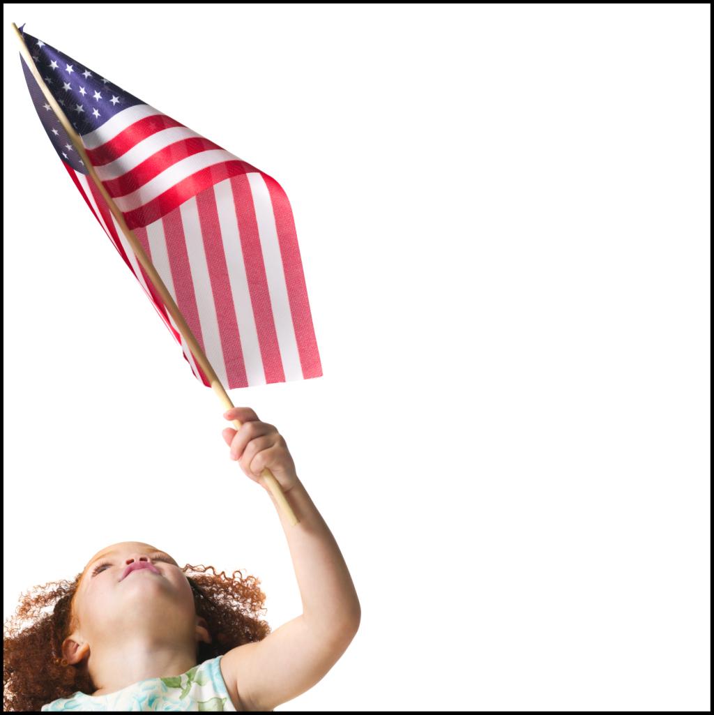 Flag Etiquette For Kids