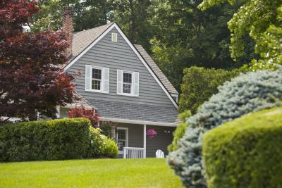 landscaping ideas small cottage