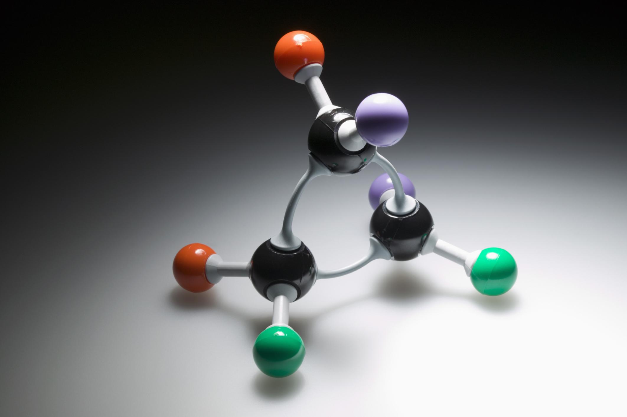 Easy Atom Model For Kids Science