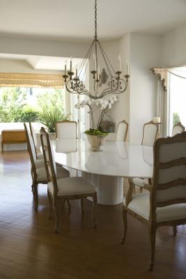 how to replace cane back chair with fabric swing la jolla fix the backs of dining room chairs | home guides sf gate