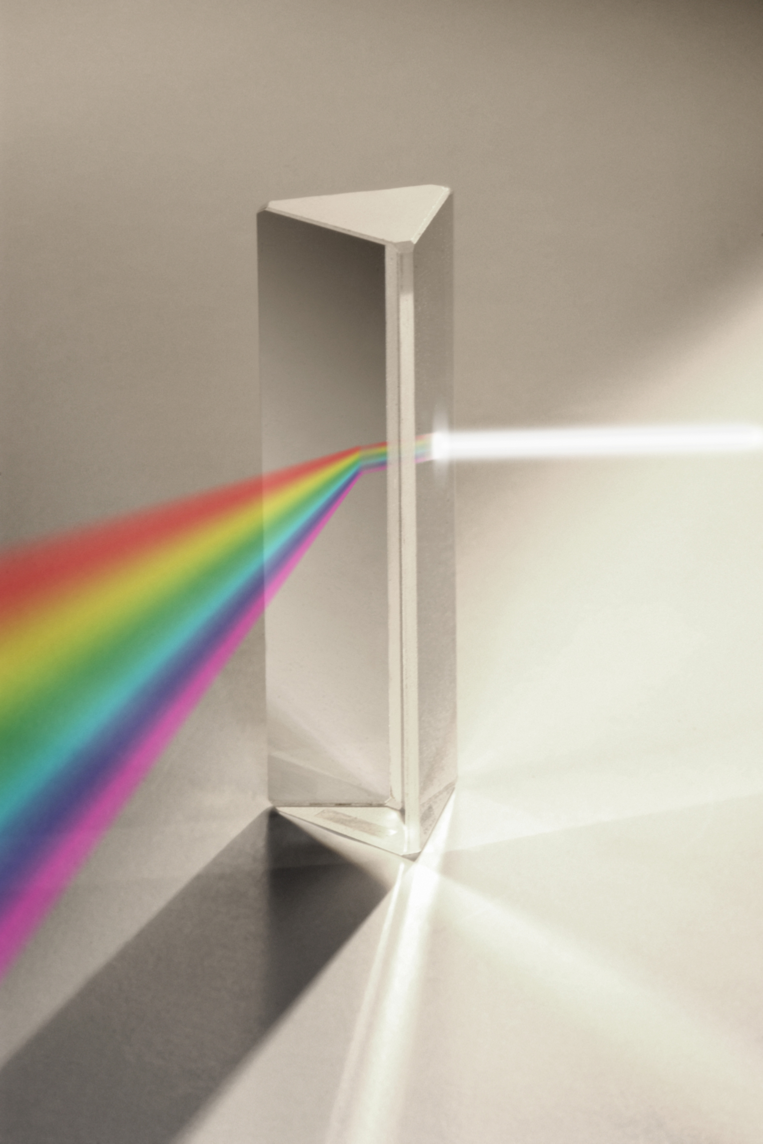 How To Make A Rainbow Sparkle Prism At Home
