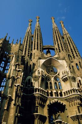 Points of Interest in Barcelona Spain  USA Today