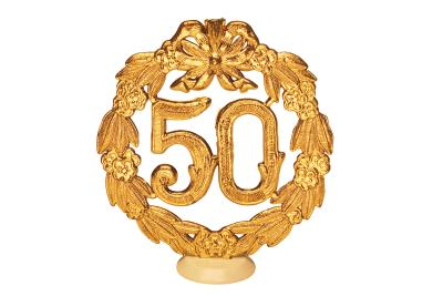 50th anniversary ideas for