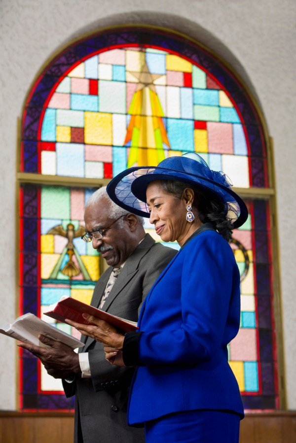 History Of Black Women Wearing Hats Church