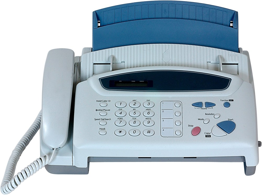 medium resolution of how to set up a fax when you have a single line telephone connection it still works