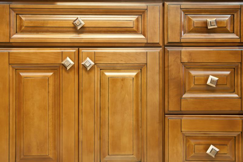 How Do I Clean and Wax Old Kitchen Cabinets  Home Guides