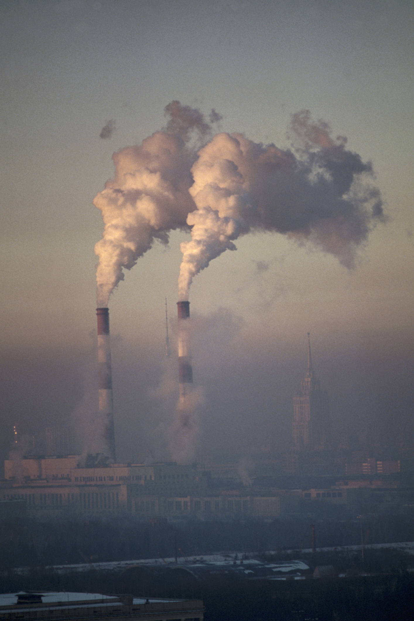 Five Different Types Of Air Pollution