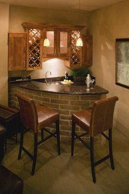 Height Amp Dimensions For A Wet Bar Home Guides SF Gate