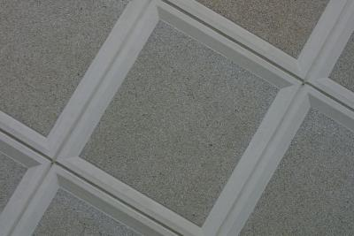 how to paint acoustical tile