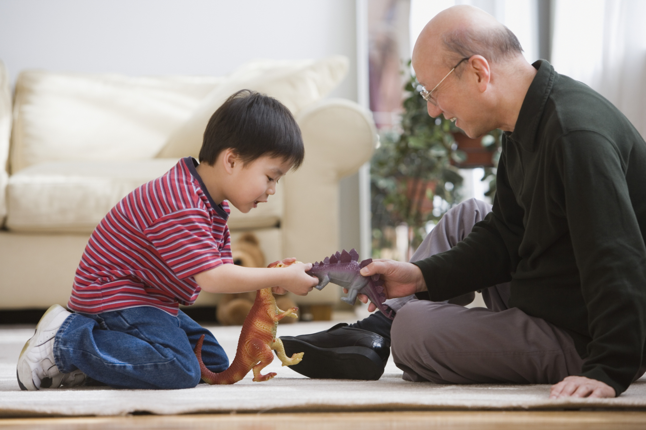 The Physical Development Of 3 To 5 Year Old Children