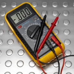 Marine Voltmeter Wiring Diagram Robus Room Thermostat How To Use An Ohmmeter Test Ac Transformer Sciencing