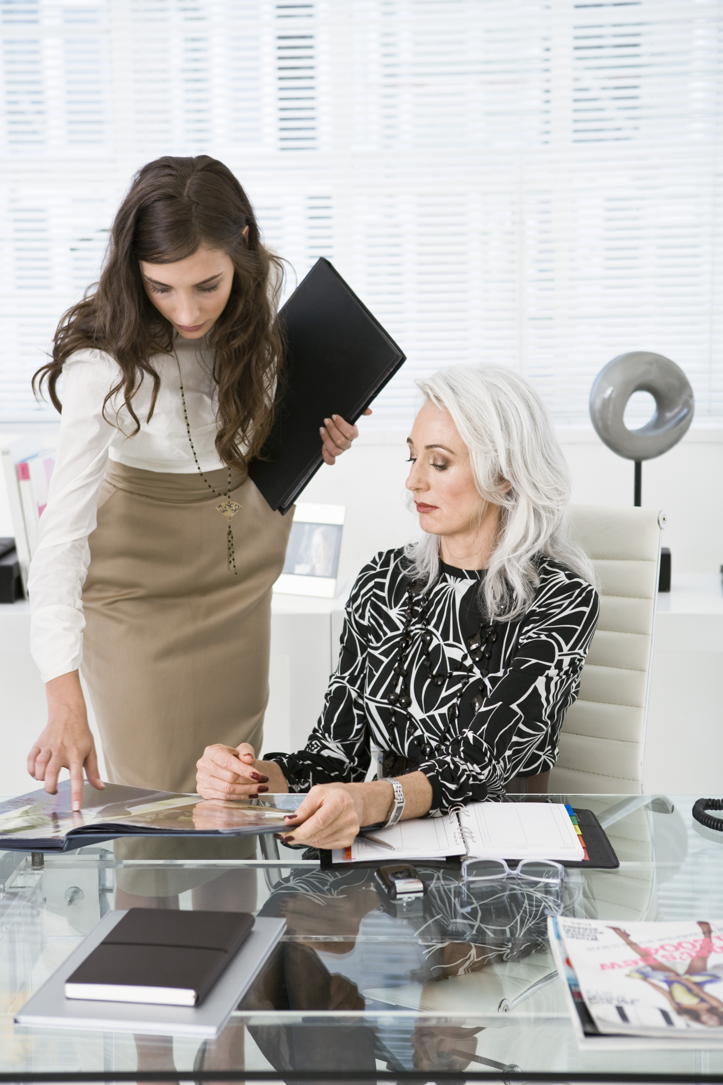 The Top Five Characteristics to Being a Good Executive Assistant  Chroncom