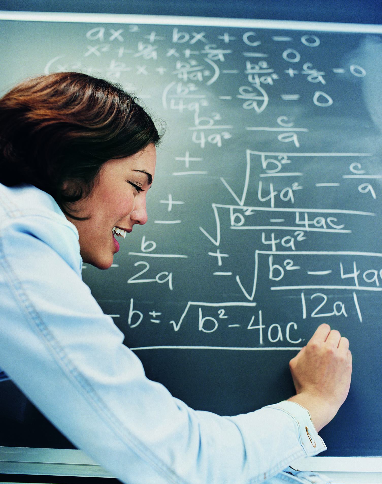 Everyday Examples Of Situations To Apply Quadratic Equations