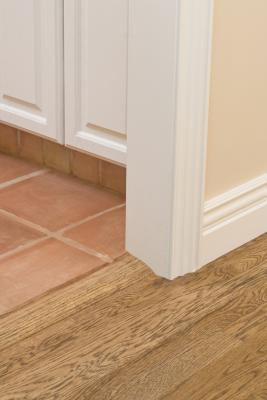 how to remove saltillo tile whitewash