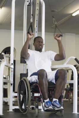 Paraplegic Workouts  Healthy Living