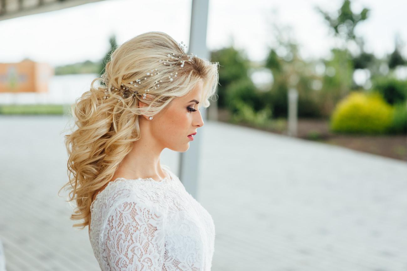 Frisuren Hochzeit Lange Haare Offen Haare Schnelle Frisuren Am