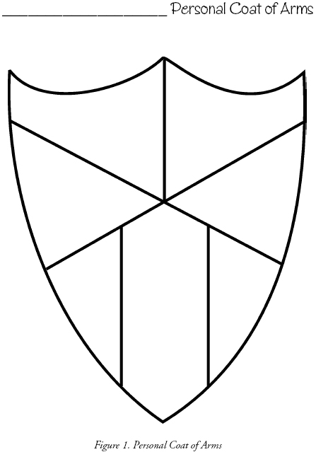 Make Your Own Coat Of Arms Template Image collections