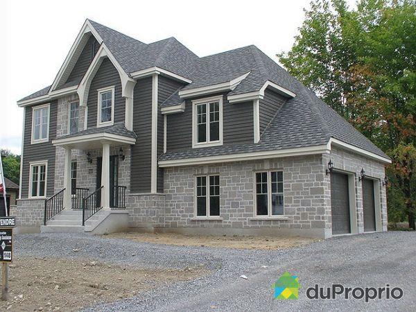 Maison neuve vendu Prvost immobilier Qubec  DuProprio  239561