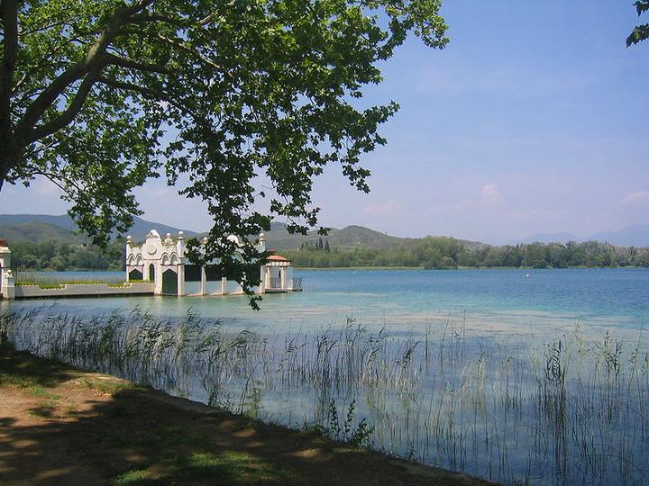 Fotos de Lago Banyoles y Besal