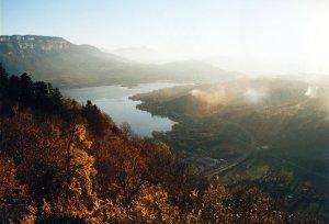 Les heures dorées à l'automne