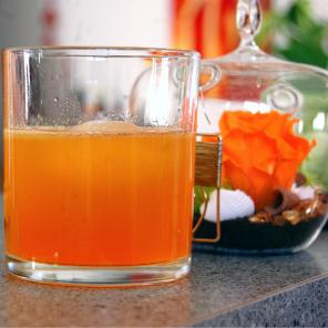 Cocktail-Suze-citron-dégradé-couleur-orange