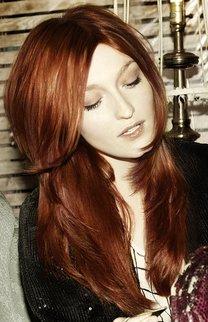 Lange Rote Haare Top Frisuren & Styles Erdbeerlounge De