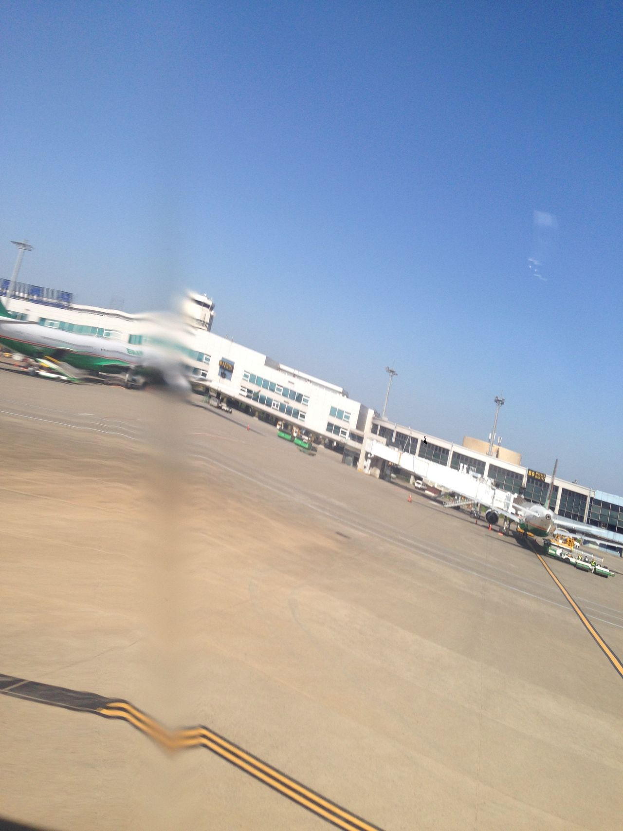 Review of Cathay Pacific flight from Hong Kong to Taipei in Business