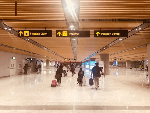 Review of Cathay Pacific flight from Hong Kong to Cebu in Economy