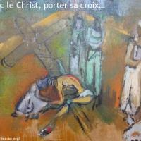 Porter sa croix..