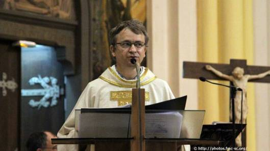 Appel de Fr Basile