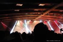 Concert en soirée