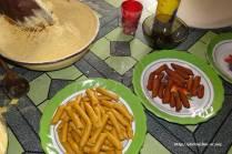 les tancolas (jaune avant friture)