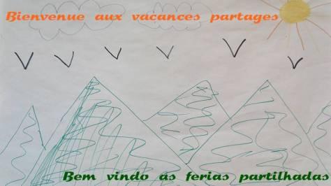 Cinq amis du Portugal sont venus vivre ce temps fort à Ornolac