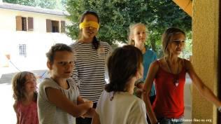 Lorsque l'accompagnatrice est guidée par les jeunes !