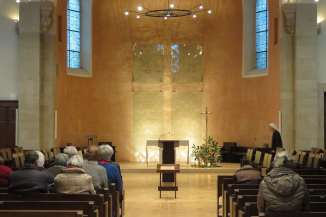 La chapelle des bénédictines
