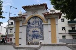 Fontaine à Pinhal Novo
