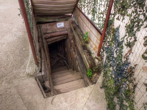 sarajevo tunel museum