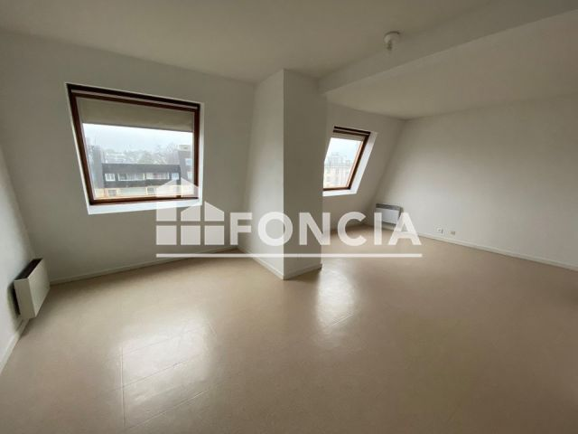 Appartement 1 pice  louer  Quimper 29000  313 m2  Foncia