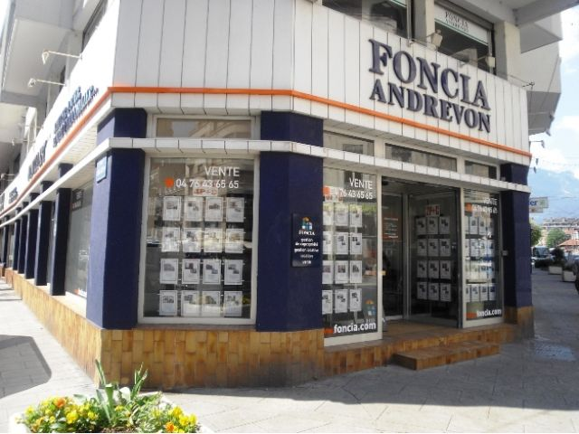 Agence immobilire Grenoble  FONCIA Alpes Dauphin