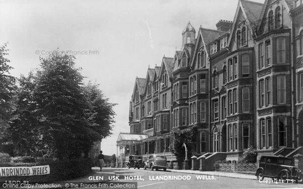 Thb Glen Usk Hotel In Llandrindod Wells