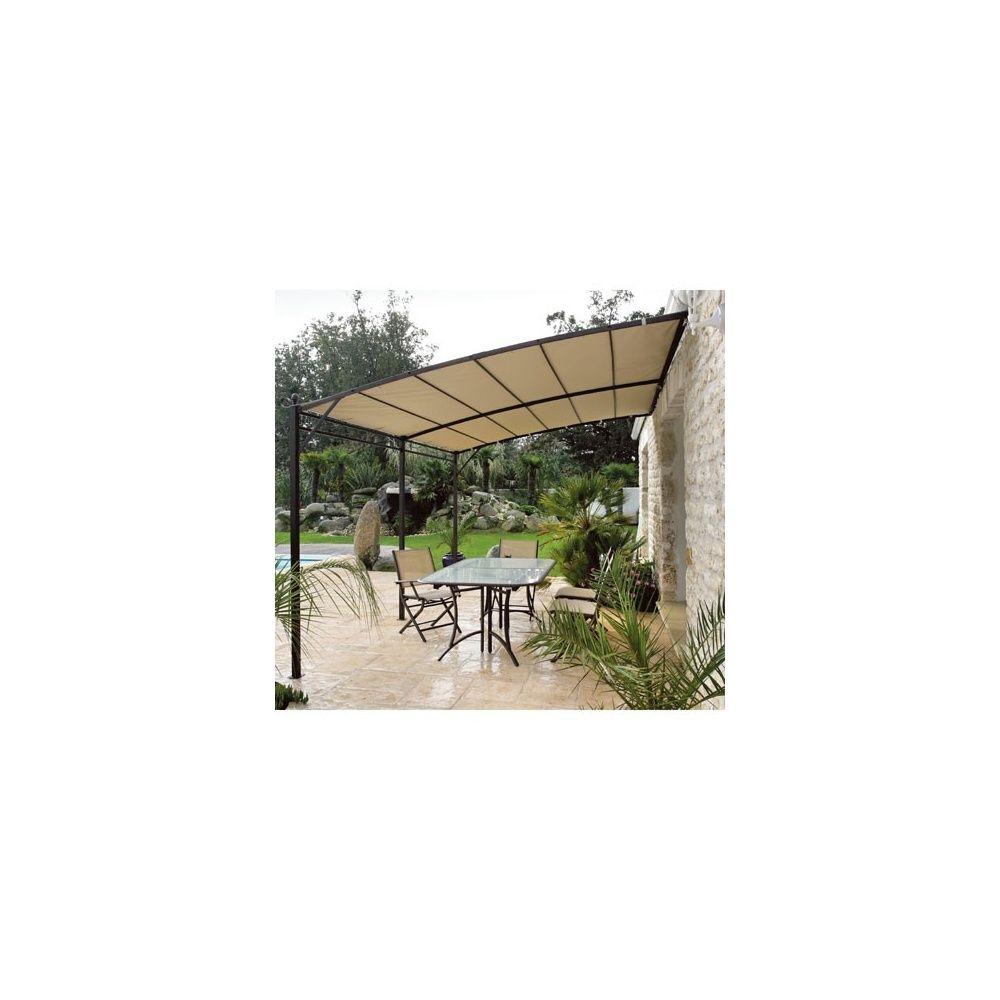 Tonnelle De Jardin Guadeloupe | Outsunny Tente Barnum Tonnelle De ...